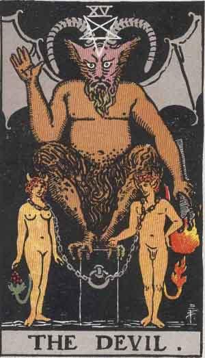 XV – El Diablo