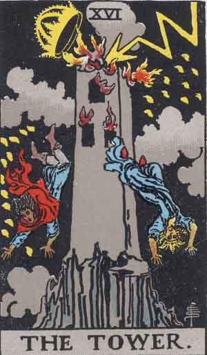 XVI – La Torre